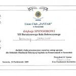 20091024-Lions-Club-Jjantar-w-Szczecinie